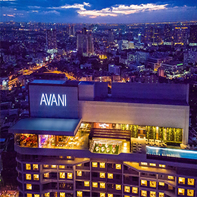 Thailand Honeymoon Packages Avani Riverside Bangkok Hotel Thumbnail