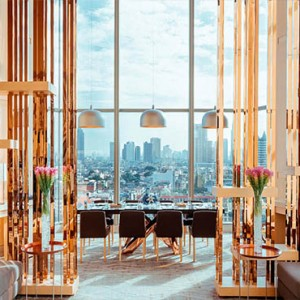 Thailand Honeymoon Packages Avani Riverside Bangkok Hotel Tranquil Area