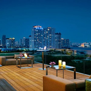 Thailand Honeymoon Packages Avani Riverside Bangkok Hotel Meeting Lobby On Rooftop