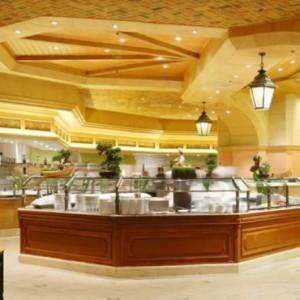 The Buffet - bellagio las vegas - las vegas honeymoon packages