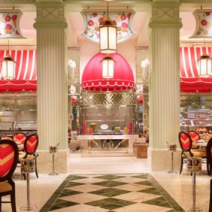 The buffet - the wynn las vegas - luxury las vegas honeymoon packages