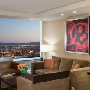 Tower Suite Aria Resort And Casino Luxury Las Vegas Honeymoon Packages
