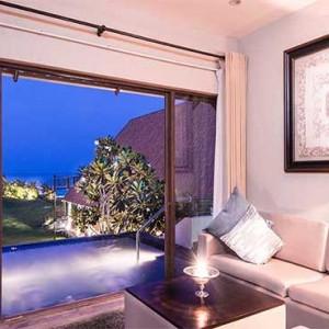Uga Bay - Luxury Sri Lanka Honeymoon Packages - Bay Suite pool