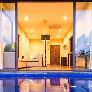 Uga Bay - Luxury Sri Lanka Honeymoon Packages - Bay Suite pool1
