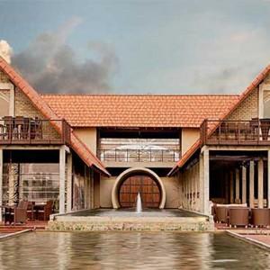 Uga Bay - Luxury Sri Lanka Honeymoon Packages - Entrance