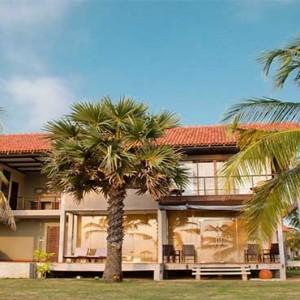 Uga Bay - Luxury Sri Lanka Honeymoon Packages - exterior