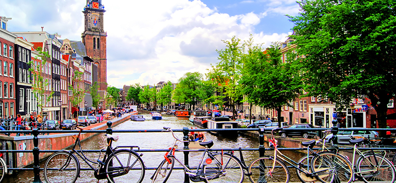 amsterdam - top destinations for your stag or hen do