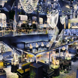 bank nightclub - bellagio las vegas - las vegas honeymoon packages