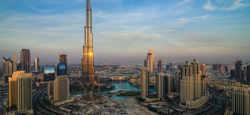 dubai - top destinations for your stag or hen do