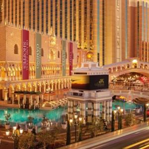 exterior - The Venetian Las Vegas - Luxury Las Vegas Honeymoon Packages