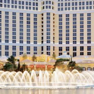 fountains 2 - bellagio las vegas - las vegas honeymoon packages