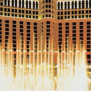 fountains - bellagio las vegas - las vegas honeymoon packages
