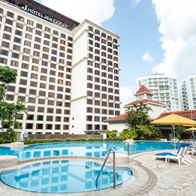 hotel jen - singapore and bali multi centre honeymoon package
