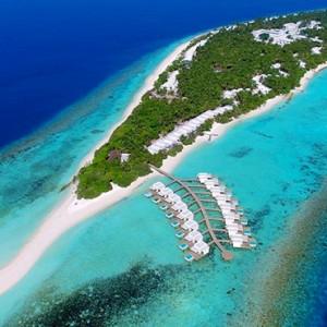island - Dhigali Maldives - Luxury Maldives Honeymoon Packages