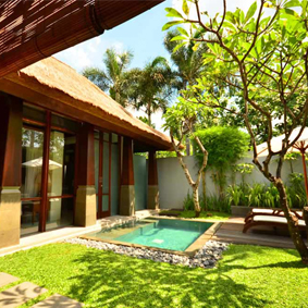kayana villas - singapore and bali multi centre honeymoon package