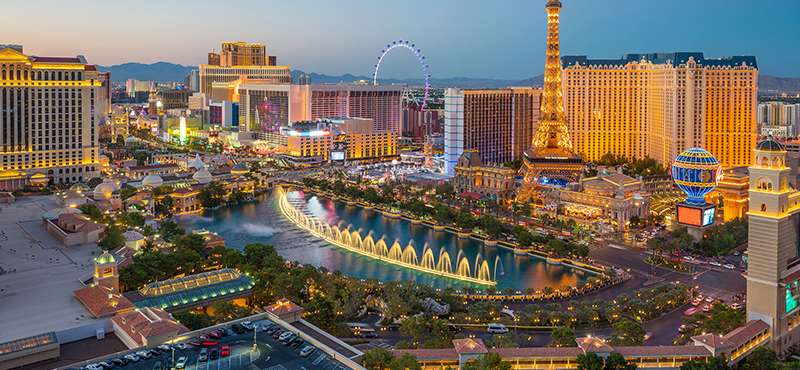 las vegas - top destinations for your stag or hen do