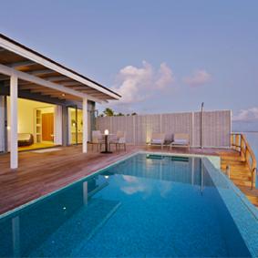 Maldives And Singapore Multi Centre Honeymoon Packages Kuramathi Island