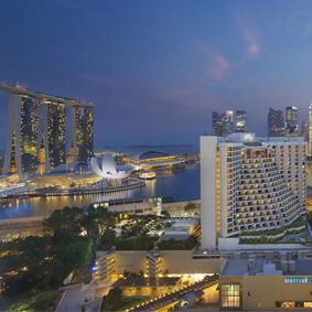 Maldives And Singapore Multi Centre Honeymoon Packages Mandarin Oriental Singapore