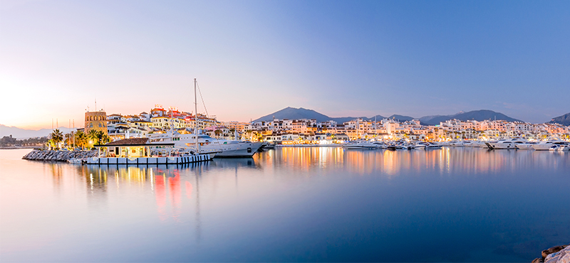 marbella - top destinations for your stag or hen do