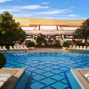 pool 2 - the wynn las vegas - luxury las vegas honeymoon packages