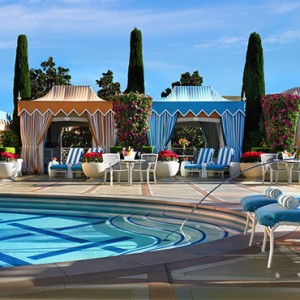 pool 3 - the wynn las vegas - luxury las vegas honeymoon packages