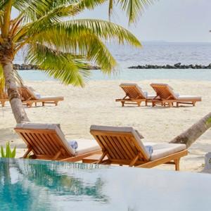 pool - Dhigali Maldives - Luxury Maldives Honeymoon Packages