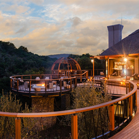 South Africa And Mauritius Multi Centre Honeymoon Packages Shamwari Game Reserve