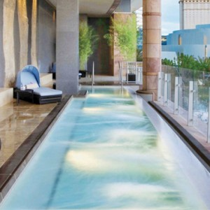 spa 4 - Aria resort and casino - luxury las vegas honeymoon packages