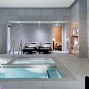 spa 5 - Aria resort and casino - luxury las vegas honeymoon packages