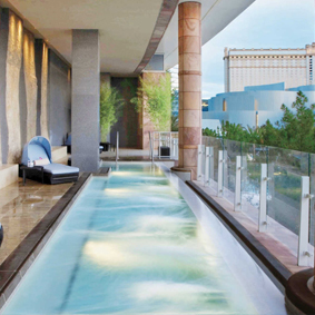 thumbnail - Aria resort and casino - luxury las vegas honeymoon packages