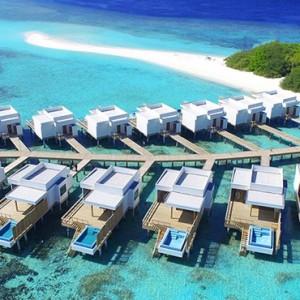 villas 2 - Dhigali Maldives - Luxury Maldives Honeymoon Packages