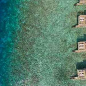 villas - Dhigali Maldives - Luxury Maldives Honeymoon Packages