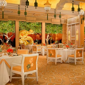 wing lei - the wynn las vegas - luxury las vegas honeymoon packages
