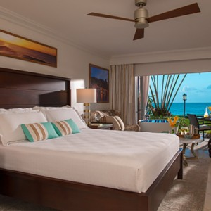 Honeymoon Hideaway One Bedroom Butler Suite with Private Pool - sandals regency la toc - luxury st lucia honeymoons