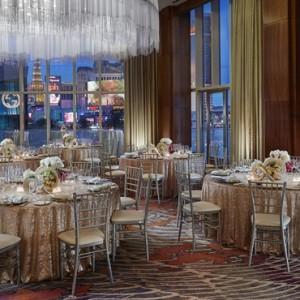 Ballroom 2 - Mandarin Oriental Las Vegas - Luxury Las Vegas Honeymoon Packages