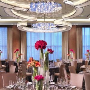 Ballroom - Mandarin Oriental Las Vegas - Luxury Las Vegas Honeymoon Packages