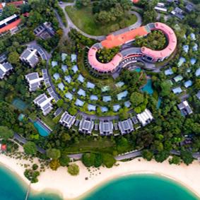 Capella Singapore Luxury Singapore Honeymoon Packages Thumbnail1