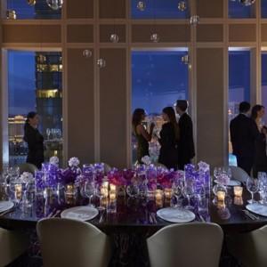Dining 3 - Mandarin Oriental Las Vegas - Luxury Las Vegas Honeymoon Packages
