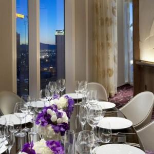 Dining - Mandarin Oriental Las Vegas - Luxury Las Vegas Honeymoon Packages