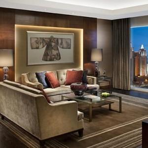 Dynasty Suite 2 - Mandarin Oriental Las Vegas - Luxury Las Vegas Honeymoon Packages