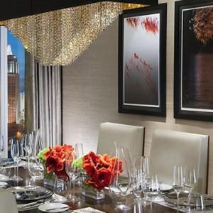 Dynasty Suite - Mandarin Oriental Las Vegas - Luxury Las Vegas Honeymoon Packages