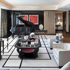 Emperor Suite 2 - Mandarin Oriental Las Vegas - Luxury Las Vegas Honeymoon Packages