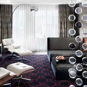 Emperor Suite 3 - Mandarin Oriental Las Vegas - Luxury Las Vegas Honeymoon Packages