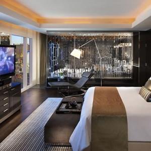 Emperor Suite - Mandarin Oriental Las Vegas - Luxury Las Vegas Honeymoon Packages