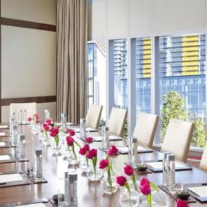 Event Room 2 - Mandarin Oriental Las Vegas - Luxury Las Vegas Honeymoon Packages