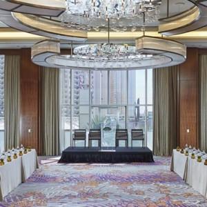 Event Room 3 - Mandarin Oriental Las Vegas - Luxury Las Vegas Honeymoon Packages