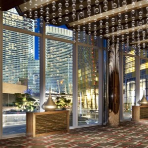 Event Room - Mandarin Oriental Las Vegas - Luxury Las Vegas Honeymoon Packages
