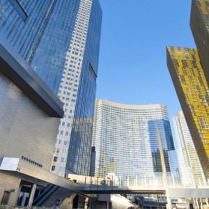 Exterior 3 - Mandarin Oriental Las Vegas - Luxury Las Vegas Honeymoon Packages