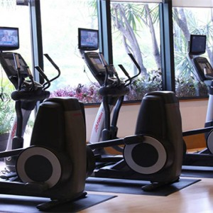 Four Seasons Singapore - Luxury Singapore Holiday packages - Fitness