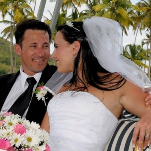 Marigot Beach Club - Luxury St Lucia honeymoon packages - Wedding
